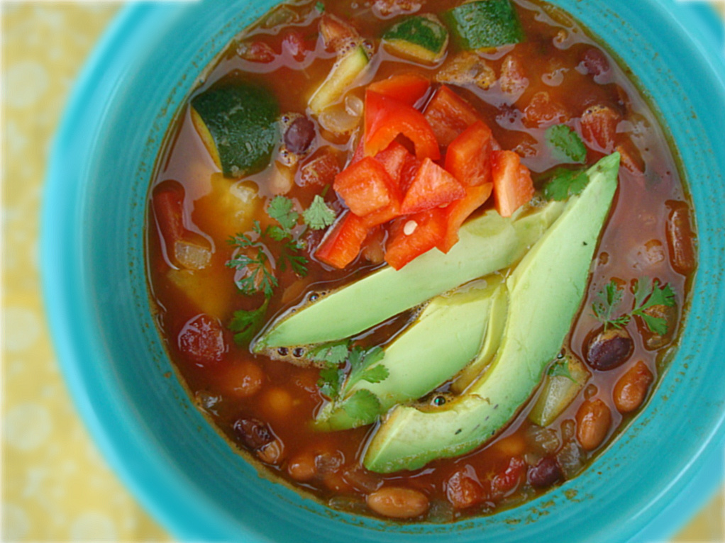 Vegan Tortilla Soup - Fork and Beans
