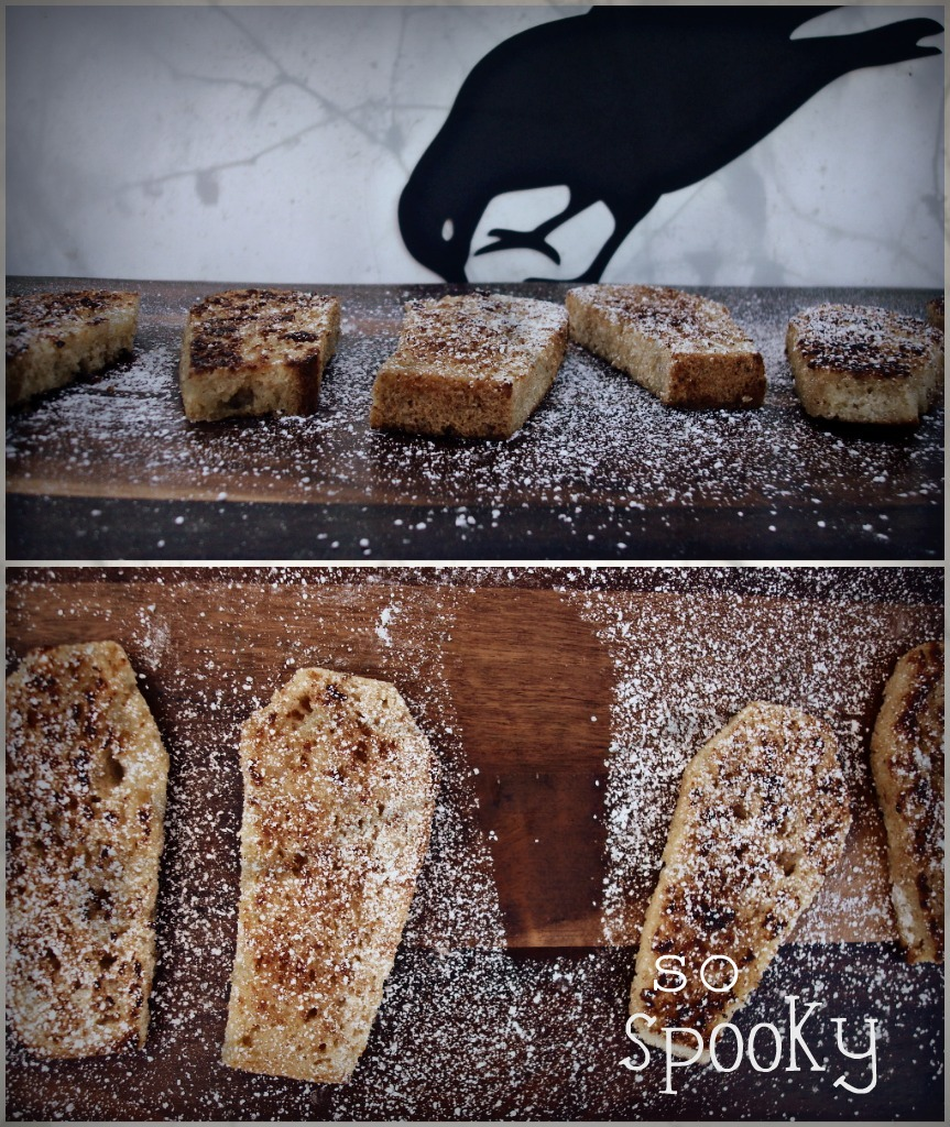 Coffin French Toasts