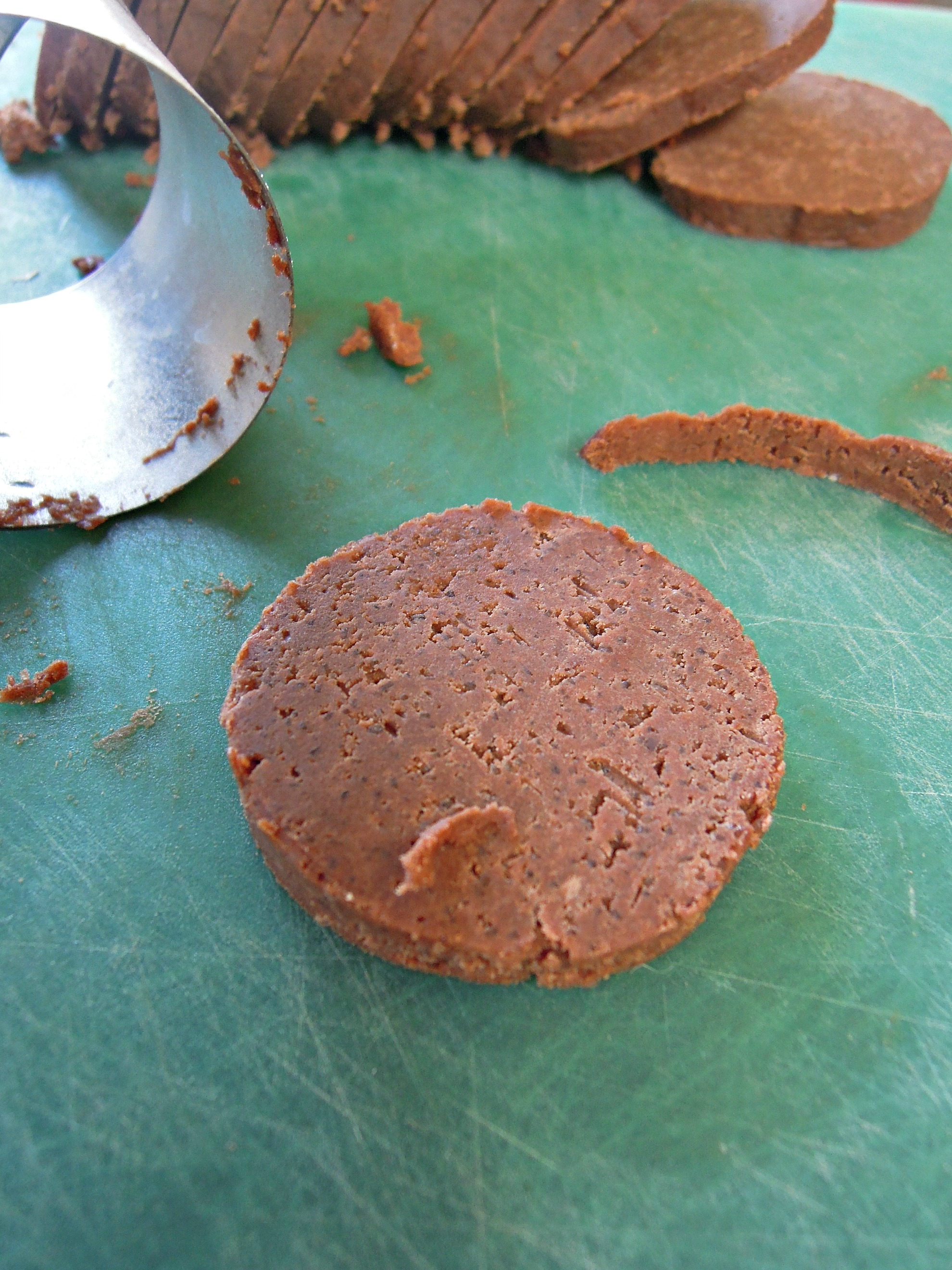 Gluten-Free Vegan Thin Mints - Fork & Beans