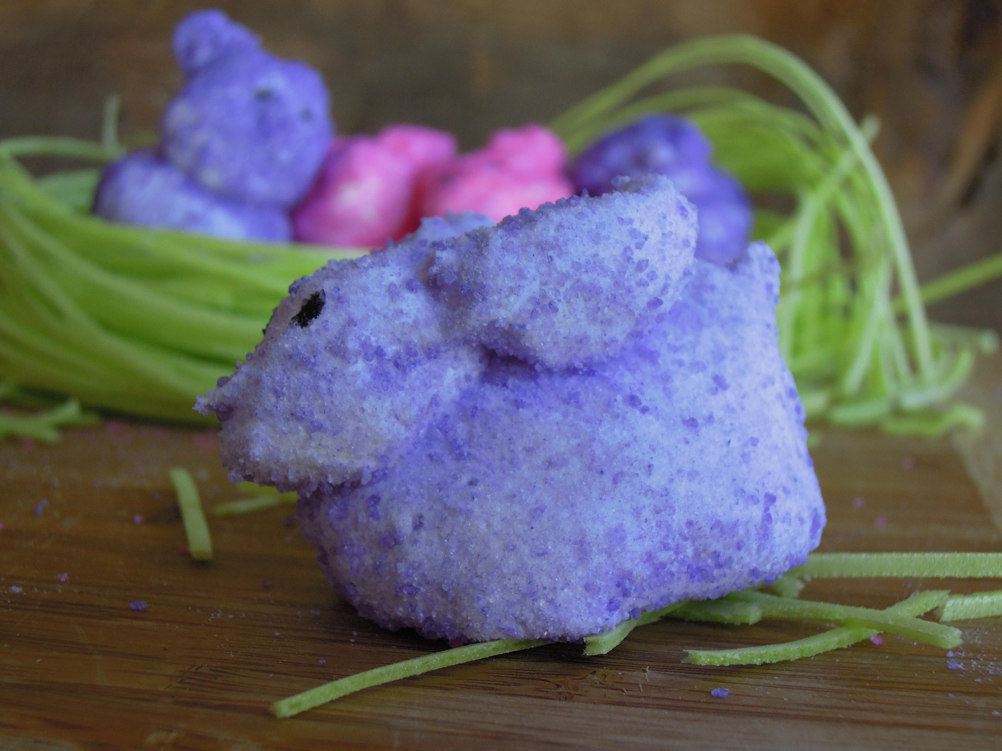 Vegan Easter Peeps - Fork & Beans