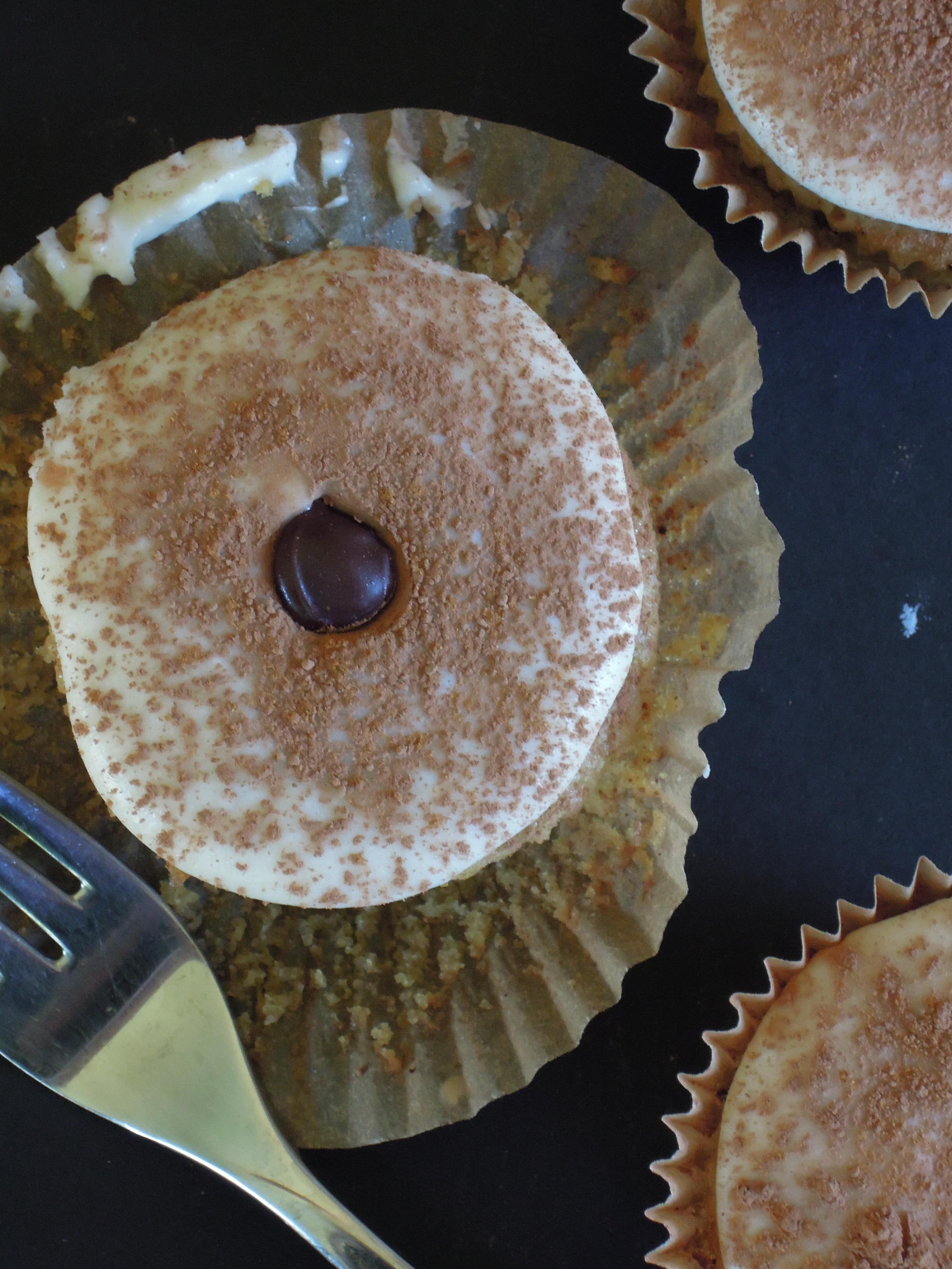 Tiramisu Mini Donuts - Fork & Beans