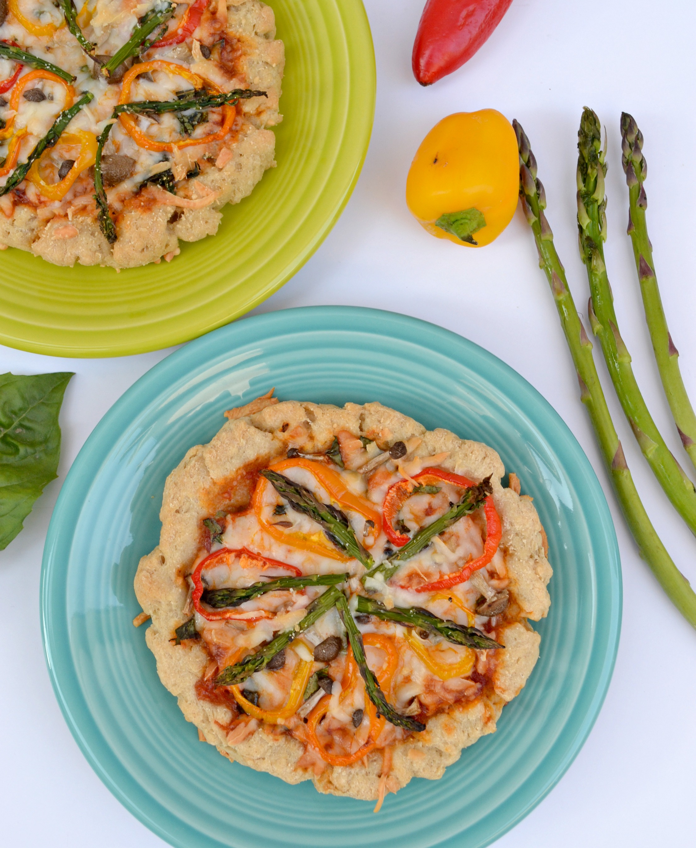 Gluten-Free Pizza Dough - Fork and Beans